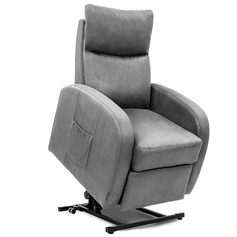 Cecotec Relax Armchair Massage Lifter Model Nairobi Gray Densely