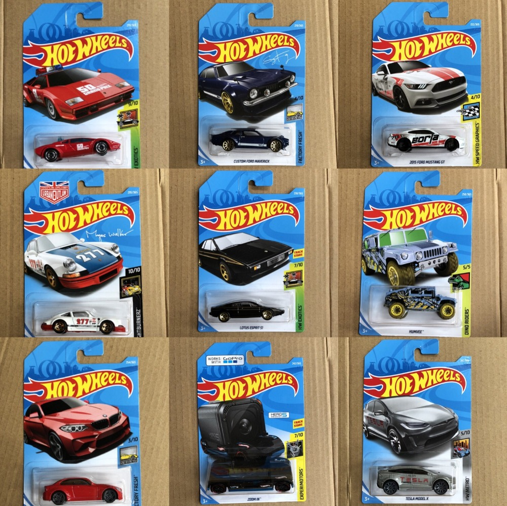 2018 New 8L Series 1 64 Model Car Toys Metal Diecast 27 Styles Classic  Collection 845d1aa80d5eb