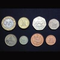 8 stücke Falkland Inseln münze 100% original münze ()