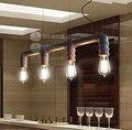 Винтажная Подвесная лампа Эдисона в промышленном стиле  винтажный подвесной светильник в виде лампы  бесплатная доставка