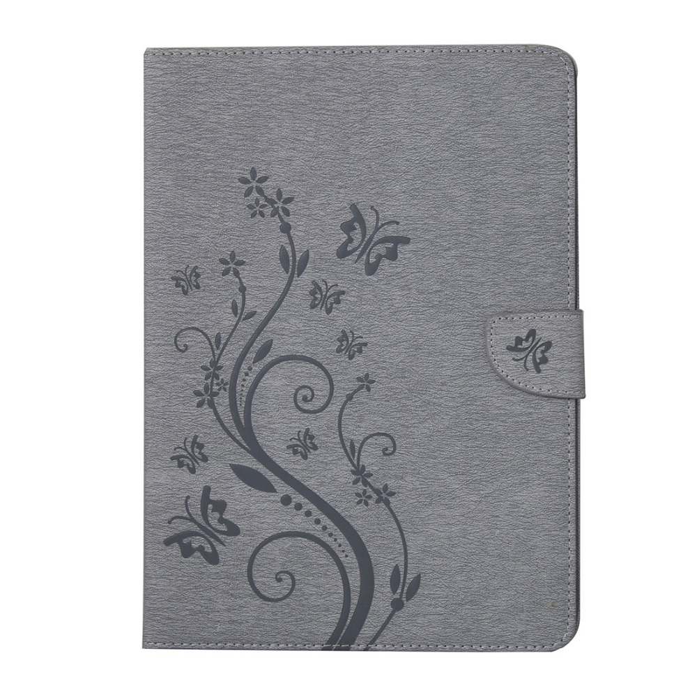 Pro 3 tablet sleeve case slim wallet pu leather protective skin pouch - Flower Pu Leather Wallet Pouch Book Flip Smart Cover Case For Samsung Galaxy Tab S2 8 0