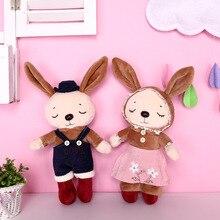 Куклы Мягкие игрушки Плюшевые Животные Мягкие Детские игрушки для девочек для мальчиков подарок на день рождения Kawaii Мультфильм Hot кролик