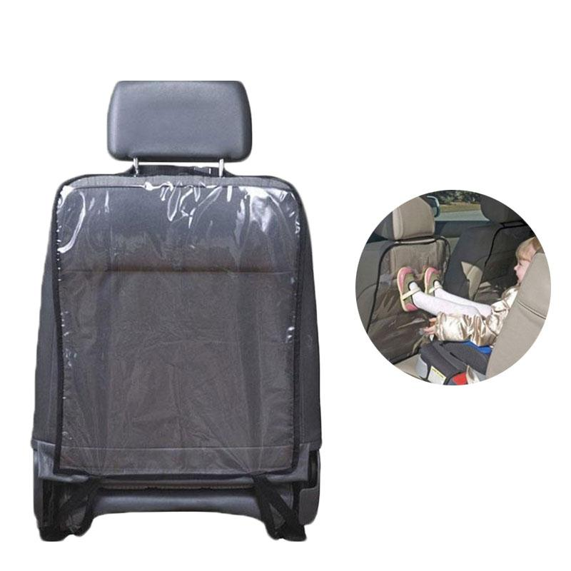car auto seat back protector cover backseat for children babies kick mat protects from mud dirt. Black Bedroom Furniture Sets. Home Design Ideas