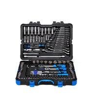 150 шт Инструменты для ремонта автомобилей гаечный ключ Отвертка рукава преобразования universal совместной автомобильной инструментов NY TZ150P