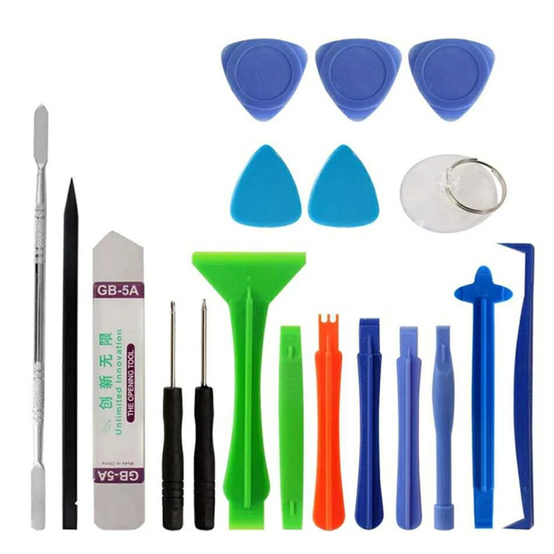 Smartphone Disassemble Repair Tools Professional Phone Repair Tool Kit Metal Pry Bar Mobile Phone Disassemble Tools Kit
