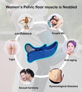 Image 5 - Entraînement musculaire au sol pelvien, intérieur des cuisses, hanches, hanches, équipement de beauté, musculation, dispositif de contrôle de vessie