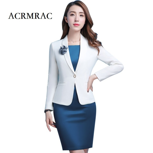 aliexpress  buy acrmrac women formal wear suit long