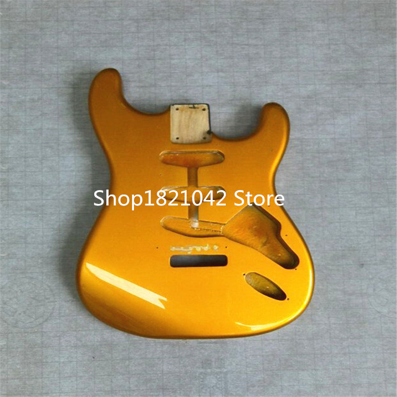 цена на Electric guitar basswood, standard size, free shipping electric guitar body ST