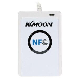 Image 3 - Nfc acr122u rfid非接触型スマートリーダー&ライター/usb sdk 5ピースのmifare icメモリカード/タグ