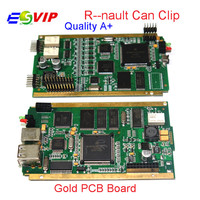 High Quality R E Na Ult Can Clip V159 With Gold PCB Board CYPESS AN2136SC NEC