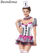 Sexy Circus Clown Costume Promotion Shop For Promotional Sexy Circus