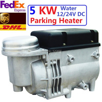 Free Shipping Newest 5kw 12V 24V Water Diesel Heater For Car With Similar Webasto Auto Parking