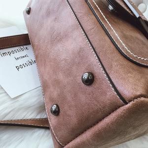 Image 5 - Luxus Handtaschen für Frauen PU Leder Schulter Tasche Weiblichen Umhängetaschen Für Frauen Messenger Taschen Casual Tote Damen Hand Tasche sac