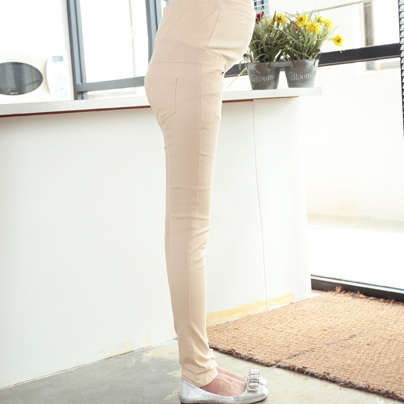 Emotion Moms High Quality Skinny maternity clothes Maternity trousers Pregnancy Pants For Pregnant Women Plus Size trousers in Pants Capris from Mother Kids