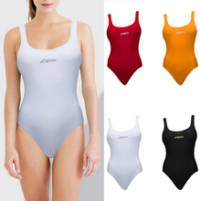 Womens Sexy One Piece Swimsuit Swimwear Bathing Suit Athletic Training Bodysuit Competition Slimming