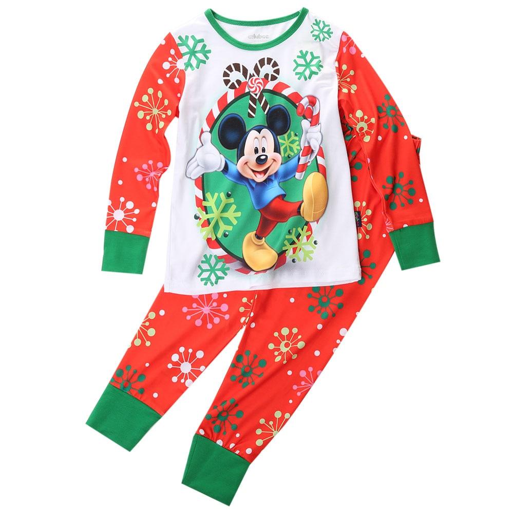 Medium Of Christmas Pajamas For Kids