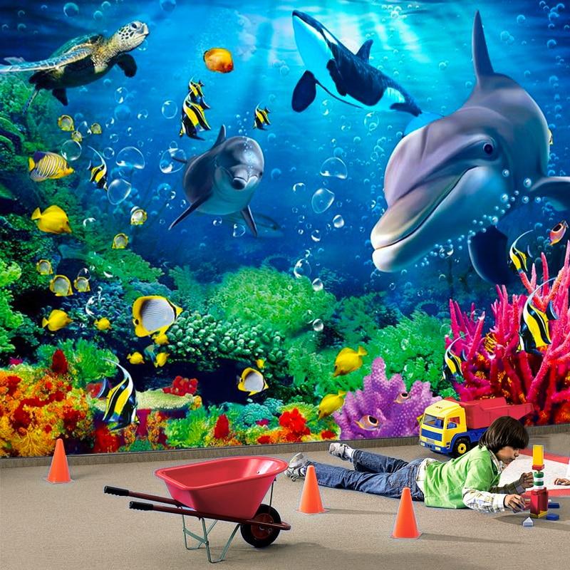 Fototapete kinderzimmer unterwasserwelt  Online Get Cheap Rollen Unterwasser -Aliexpress.com | Alibaba Group