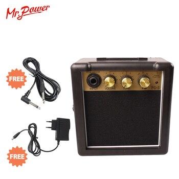 Mini Amp Portable Electrical Guitarra Amplifier Speaker 3W For Sale Amplificador Guitarra ampli Guitar mini electric guitar amp portable electrical guitarra amplifier speaker 3w for sale 150 d
