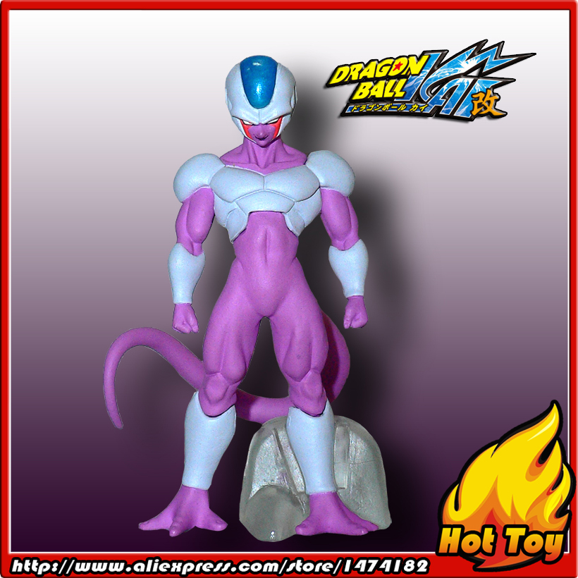 100% Original BANDAI Gashapon PVC Toy Figure HG SP Part 6 - Coora / Cooler from Japan Anime Dragon Ball Z (7cm tall) 100% original bandai gashapon pvc toy figure hg part 14 perfect cell from japan anime dragon ball z 11cm tall