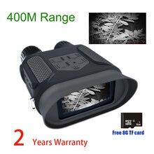 NV400B 400M IR Night Vision Goggles WG400B Nightการล่าสัตว์NVกล้องส่องทางไกลวิดีโอและภาพNV Riflescopeสำหรับhunter