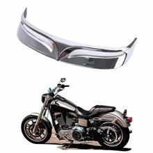 Хром Задней Кромки Заднее Крыло Совет Сзади Для Harley Softail FLSTF Fat Boy 1990-2016 C/5