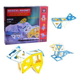 40pcs/set Solid Soft Magnetic