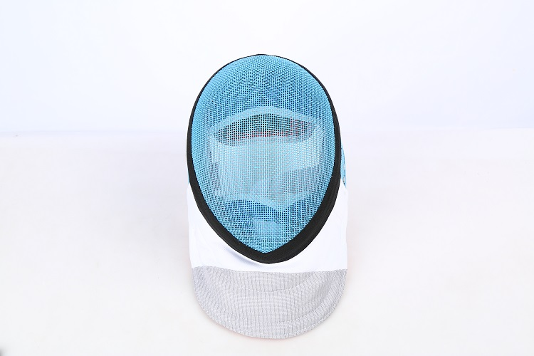 CE Approval Blue Color Fencing Equipments Fencing Mask 350NW Removable Lining Masks