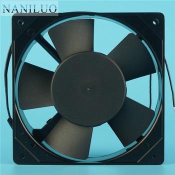 NANILUO 12025 12cm 120mm 220V AC fan AFS122522H SLEEVE fan axial fan cooling fan ta15052hbl 2 axial cooling fan ac 220v 0 18a 17252 17cm 172 150 52mm 2 wires 50 60hz