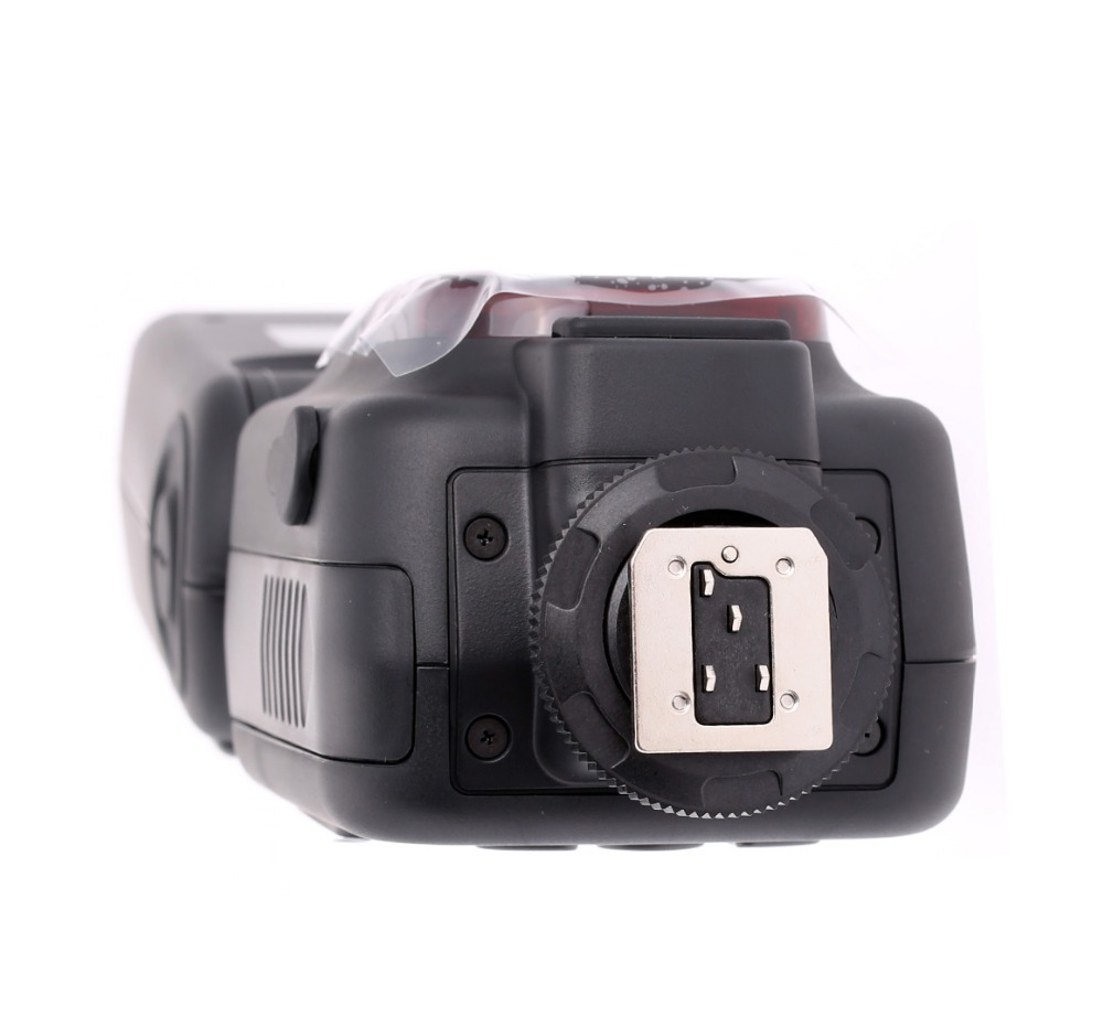 Meike MK 950 TTL i-TTL Speedlite 8 blesk Bright Control pro Nikon - Videokamery a fotoaparáty - Fotografie 3