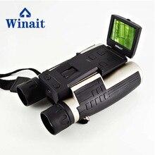 "Big sale Winait FS608 full hd 1080p digital binocular camera with 2.0"" TFT display telescope camera free shipoing"