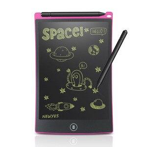 """Image 2 - NEWYES Portable 8.5 """"pouce LCD tablette décriture numérique dessin tablette manuscrite tampons électronique tablette conseil ultra mince"""