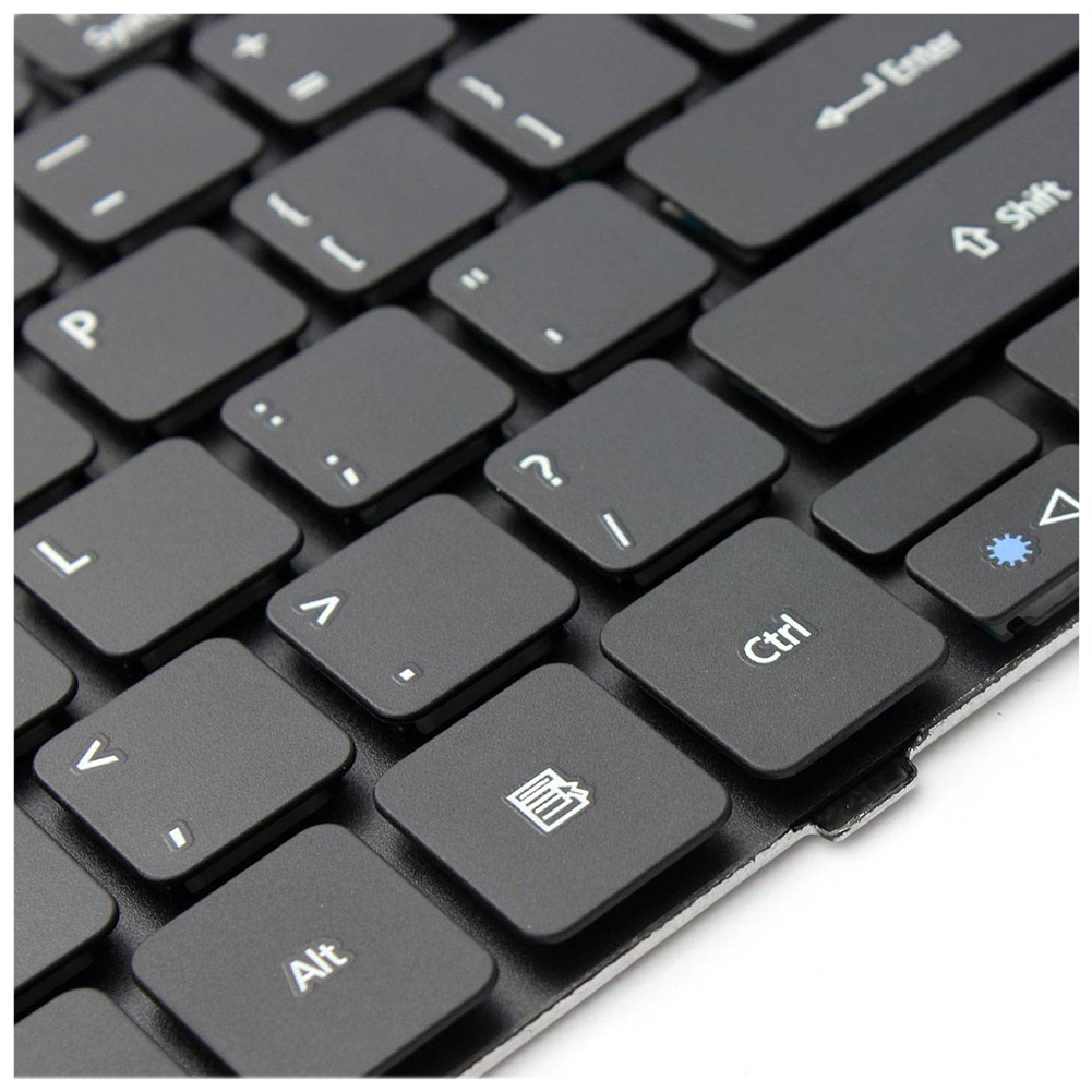 US Laptop Keyboard Replacement for Acer Aspire 5252 5253 5336 5551 5551G Series