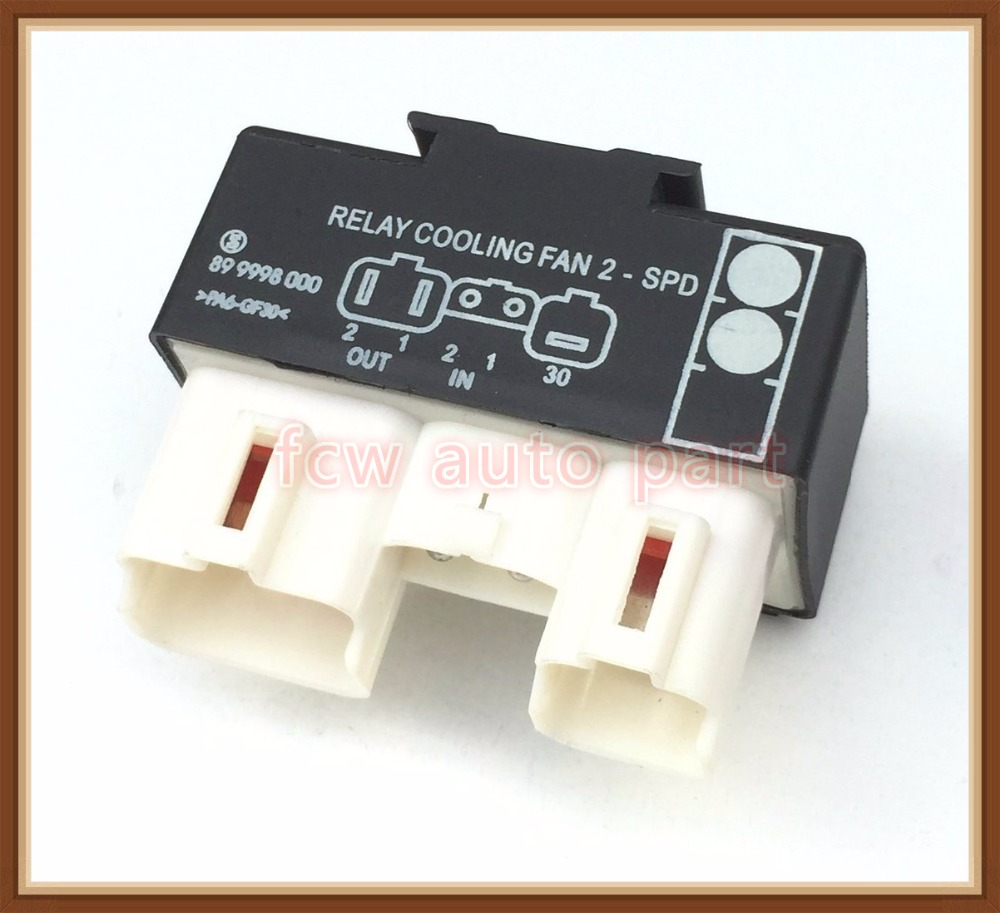 COOLING FAN RELAY VOLVO 850 1398845