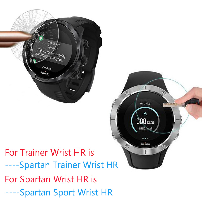 Tempered Glass Screen Protector Film For Suunto 9/5/D5/3 Fitness/Traverse Alpha Spartan Trainer Wrist HR/Ultra/Sport Smart Watch