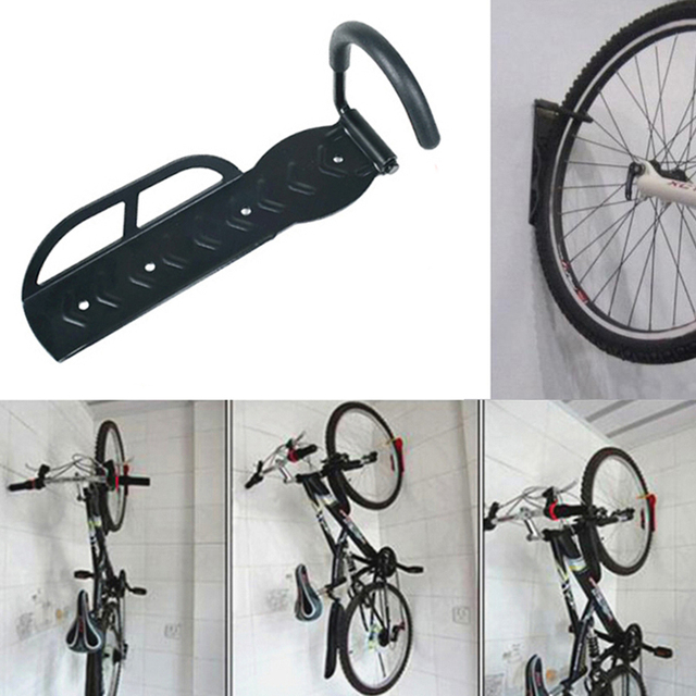 Strong Steel Cycling Bicycle Storage Rack Wall Mounted