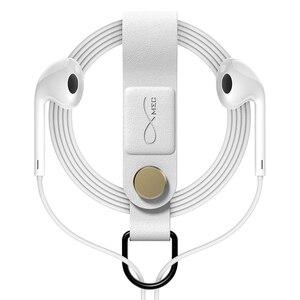 Image 3 - Оригинальный магнитный зажим Youpin Mec для кабеля, высокая совместимость, практичная Магнитная основа, кожаная пряжка для умного образа жизни