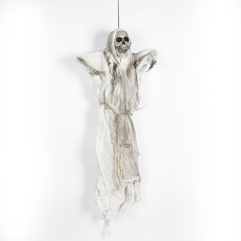 HTB1dsrpXfvsK1RjSspdq6AZepXav - 165cm Halloween Hanging Ghost Haunted House Escape Horror Halloween Decorations Terror Scary Props Theme Party Drop Ornament 1pc