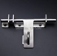 free shipping door bolt House Ornamentation Door Hardware Locks stainless steel padlock latch thickened Door Latches