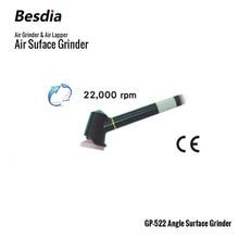 Taiwan Besdia Air Grinder & Air Lapper GP-522 Angle Surface Grinder cal 630a micro air grinder torque increased 80% made in taiwan