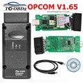 OPCOM V1.65 с PIC18F458 FTDI FT232RL чип op-com OBD2 Авто диагностический инструмент для Opel OPCOM шина сети локальных контроллеров V1.65 Поддержка WIN XP/WIN 7