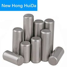 50pcs Cylindrical Pin Dowel 304Stainless Steel M6x12/14/16/18/20/25/30mm nlw t1b613 14 16 18 20