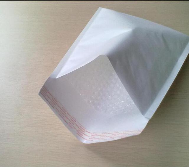11 13cm Small White Bubble Mailers Padded Envelopes Paper Bags Envelope Mailing Bag