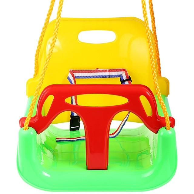 Outdoor Baby Swing >> 3 In 1 Multifunctional Baby Swing Hanging Basket Outdoor Sport Child
