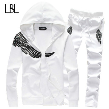Tracksuit Men Brand-Clothing Sping/Autum...
