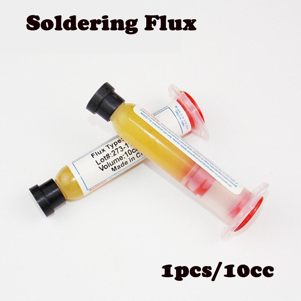DIY Solder Soldering Paste 10cc Flux Grease RMA223 RMA-223 For Chips Computer Phone LED BGA SMD PGA PCB Repair Tool Big Sale