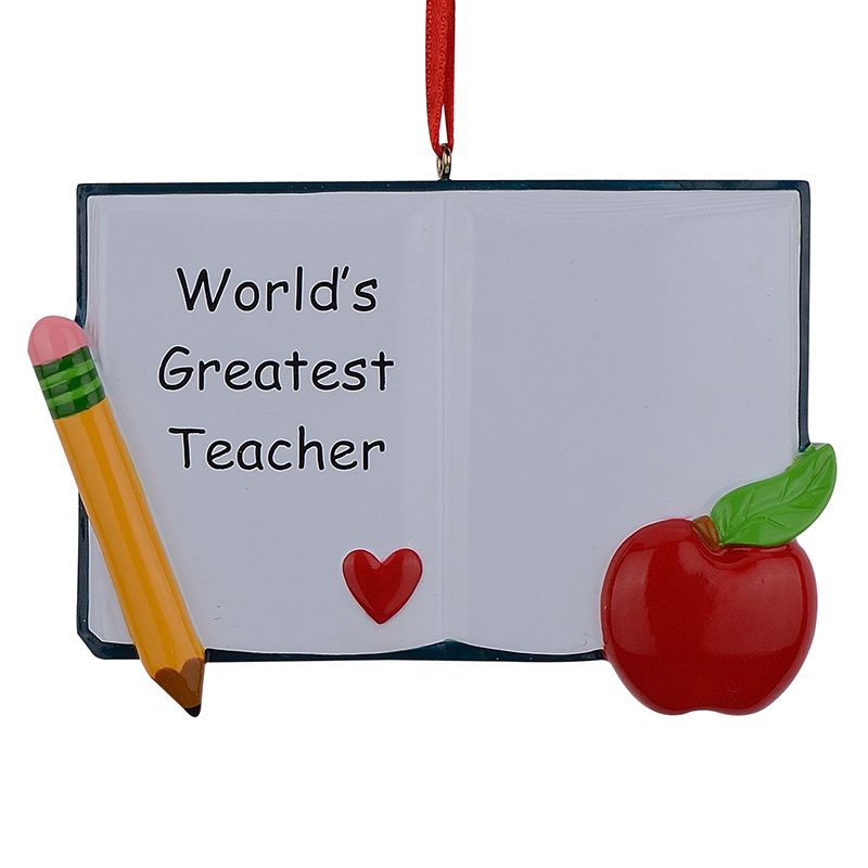Wholesale World's Greatest Teacher Book Personalized ...
