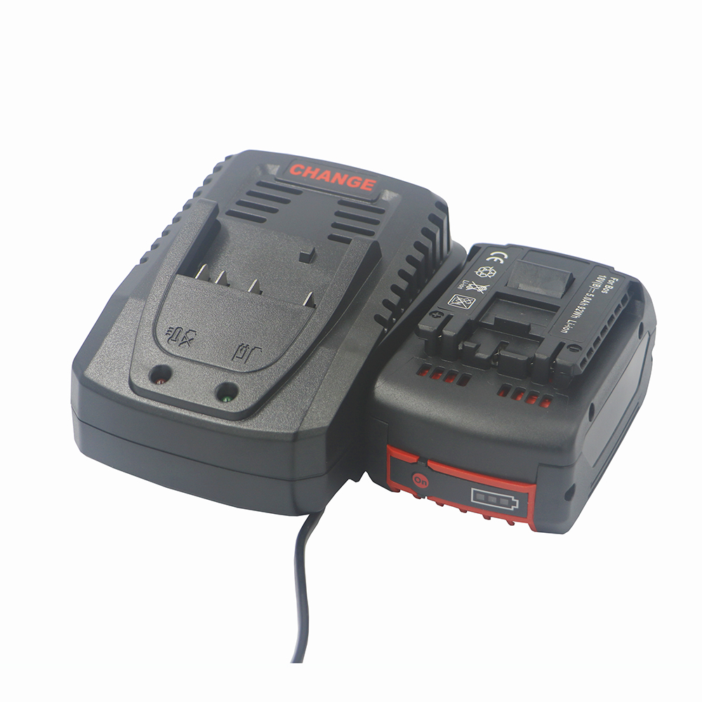 все цены на For Bosch BAT618 Li-ion Battery +14.4V 18V Charger For BAT609 BAT609G BAT618G 2607336236 Electrical Drill Power Tool Batteria