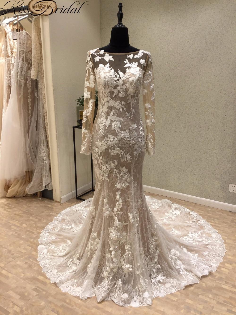 gelinlik arabic mermaid lace wedding dresses 2018 robe de. Black Bedroom Furniture Sets. Home Design Ideas