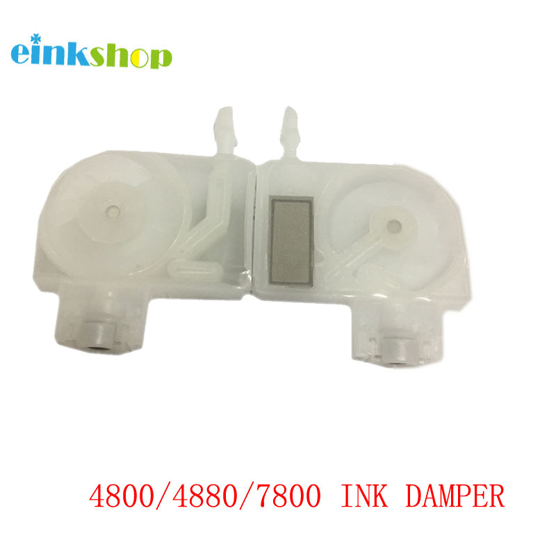 Einkshop 10pcs Ink Damper For Epson 4880 7800 9800 <font><b>7880</b></font> 4880c 4800 4000 4450 4400 7400 7450 9400 9450 9880 UV Printer image