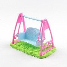 1 piezas lol muñecas Swing juguetes para niños lol accesorios tamaño 5.3in * 3.9in * 3in muñecas Swing juguetes de bebé accesorios para muñecas los mejores regalos